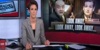 Maddow: Cruz Alarms With Praise Of Racist Jesse Helms