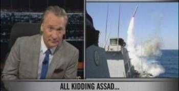 Maher: 'We Need A Debate On Why We're Always Debating Whether To Bomb Someone'