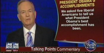 O'Reilly Uses Five Faux 'Liberals' To Claim Obama 'Hasn't Accomplished Very Much'