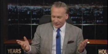 Bill Maher Coins New Term For Republican Obstruction: Blacktrack