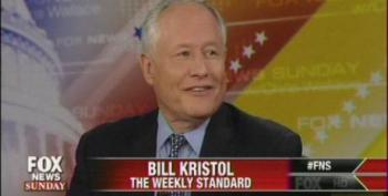 Kristol Pretends Conservatives Need An Excuse To Refuse To Support Obama
