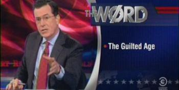 Colbert Report: The Guilted Age