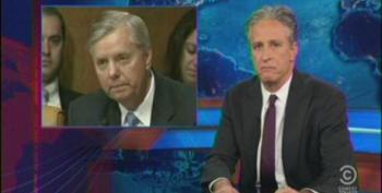 Jon Stewart Hits GOP For Hypocrisy On Guns Vs Terrorism