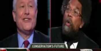 Cornel West Destroys Bill Kristol Over Food Stamps & Income Disparity