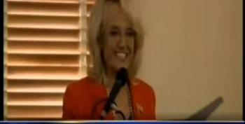 Jan Brewer Tries To Say 'Tuskegee'