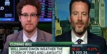 Poking Holes In CNBC And JP Morgan's Cozy Little Bubble