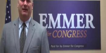 Minnesota Republican Unveils Contractor/Campaign Ad