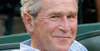 Students, Faculty Protest Humanitarian Award For George W. Bush