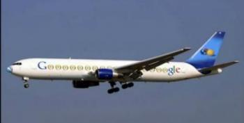 Google Jet Fleet Loses Pentagon Fuel Perk
