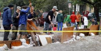 Occupy Boulder Flood Relief