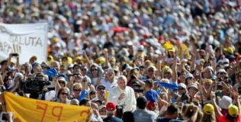 Pope Francis: Too Much Emphasis On Culture War Instead Of Love