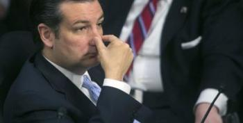 Ted Cruz Wants To Start World War III