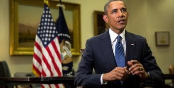 Obama Weekly Address: Syria 'A Serious Threat To Our National Security'