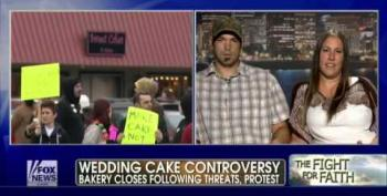 Bakery That Refused To Make Wedding Cake For Gay Couple Shuts Its Doors