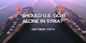 MoveOn's New TV Ad Connects The Dots Between Syria And Iraq