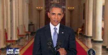 Obama's Syria Speech Here