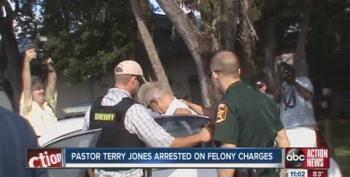 Haters Gotta Hate: Terry Jones Arrested With Kerosene-Soaked Qurans