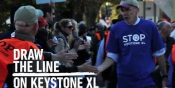 Draw The Line: Stop Keystone XL - September 21st