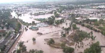 Colorado Flooding: Deaths, Dramatic Rescues, Fracking & Broken Oil Pipeline