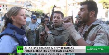 IHS Jane's Claims About Syrian Rebels More Conservative Than US Intel Community's