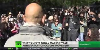 Rumors Of The Demise Of OWS Have Been Greatly Exaggerated