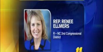 Rep. Renee Ellmers Needs Her Paycheck, Dag Nab It!