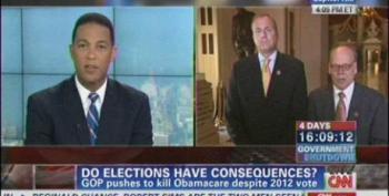 CNN's Don Lemon Plays The 'Both Sides' False Equivalency Game On Shutdown