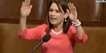 Bachmann: Obama Funding Al-Qaeda Proves 'We Are In God's End Times'
