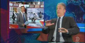 Stewart: No One Ever Thought The Problem With Fox Was The Technology