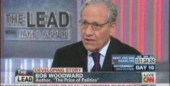 Bob Woodward: Obama Needs To Get On With 'Entitlement' And Tax 'Reform'