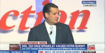 Ted Cruz Warns: Obama Will 'Start Quartering Soldiers In People's Homes Soon'