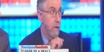 Krugman Lectures Noonan On GOP Hostage Taking: 'Nothing Like This Ever Happened Before'