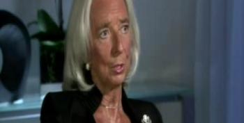 IMF Head LaGarde To Rand Paul: Creative Accounting Is Not A Solution