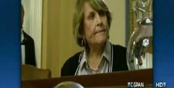 Rep. Slaughter Grills GOP Official Over Rule Change 'Atrocity' Rigging Govt. Shutdown
