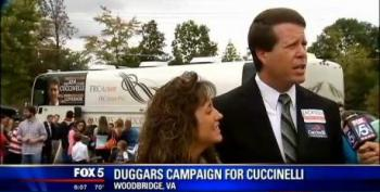 Ma & Pa Duggar Campaign For Cuccinelli, Hilarity Ensues