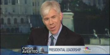 To GOP And Media, Obama's Lack Of 'Leadership' Means Lack Of 'Capitulation'