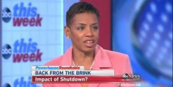 Rep. Edwards Smacks Down ABC Analyst Who Says Obama Poisoned Tone By Blaming GOP For Shutdown
