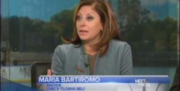 Maria Bartiromo Complains JP Morgan Settlement Will Harm Job Creation