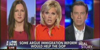 Fox's Plante: Democrats Want To Use Immigration As 'Weapon' To Destroy The Republican Party