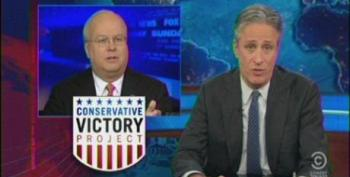 Jon Stewart Lays Into Rove And McCain For Complaining About Radicals They Invited Into The Party