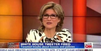 Senior White House Staffer Fired For Snarky Tweets