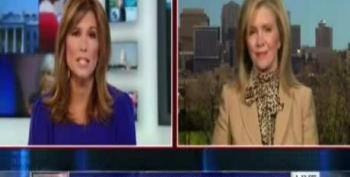CNN Anchor Pushes Rep. Blackburn To Defend Lies About Medical Privacy