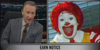 Bill Maher Takes Minimum Wage Employers To Task In 'New Rules' Segement