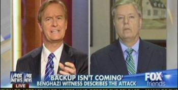 Lindsey Graham Promises To Block All Senate Nominations Over Benghazi