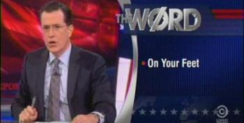 Colbert Has A Way For The 'Moochers To Pay Their Bills Without Looking For A Handout'