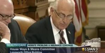 New Jersey Rep. Frank Pascrell Has Had It With You People