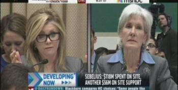 Marsha Blackburn Grills Kathleen Sebelius Over Obamacare Site Glitches