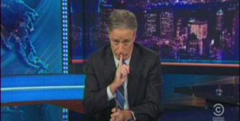 Jon Stewart Rips Congress For Pretending They're Shocked Over NSA Spying