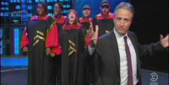 Jon Stewart To The Media For Using Him To Attack Obamacare: 'Go F*ck Yourselves!'