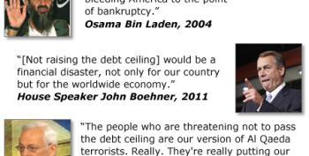 Will John Boehner Succeed Where Osama Bin Laden Failed?